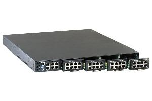 高效能1U機架式網路安全設備 / 研揚科技股份有限公司