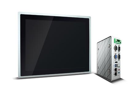 晶達光電股份有限公司(LITEMAX)-19インチモジュール化産業用パネルPC