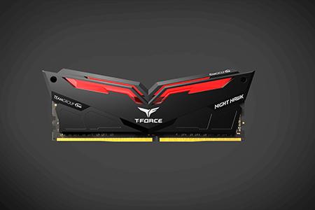 Night Hawk DDR4 LED記憶體模組 / 十銓科技股份有限公司