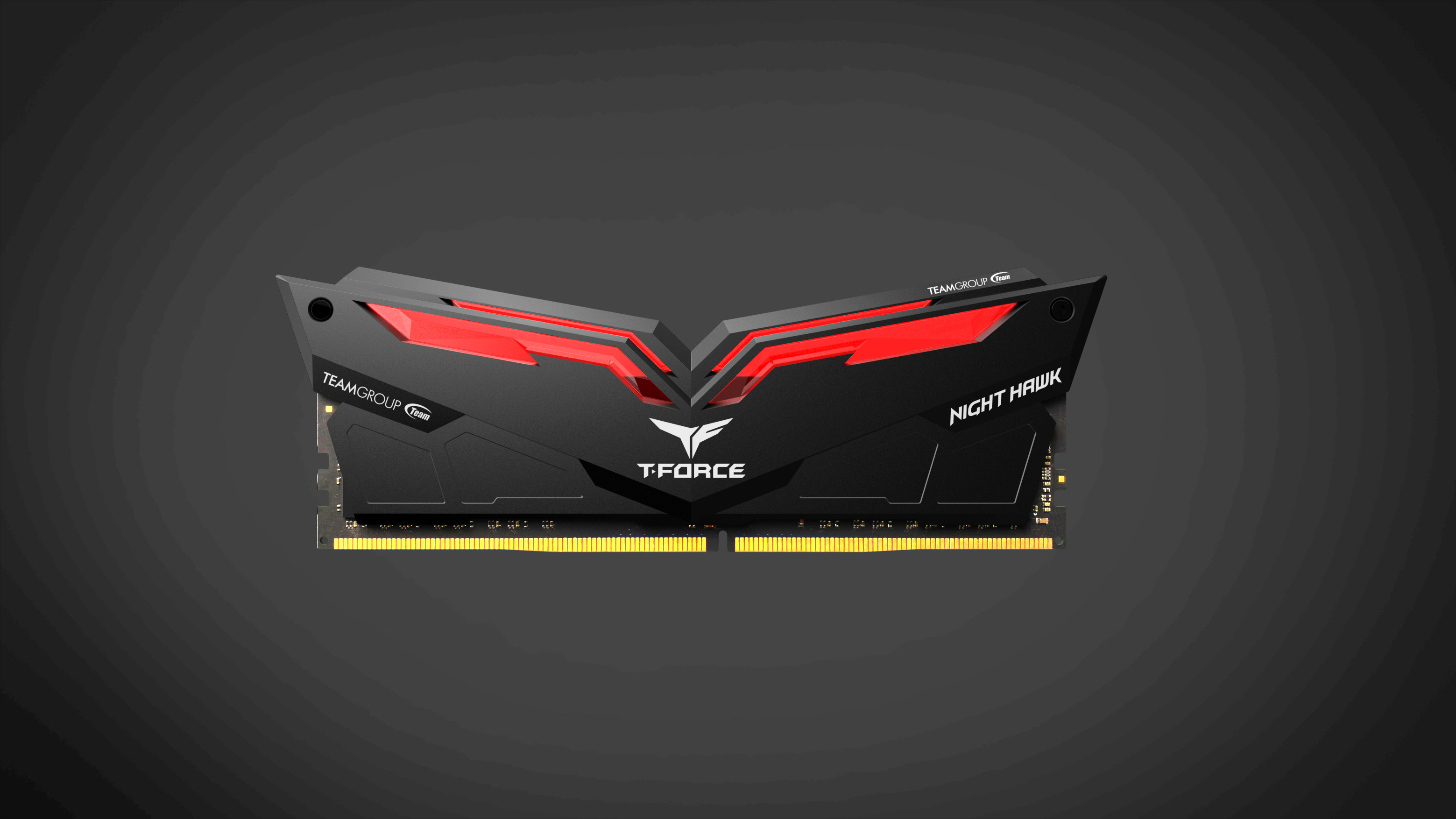 Night Hawk RGB DDR4 Memory Moudle / Team Group Inc.