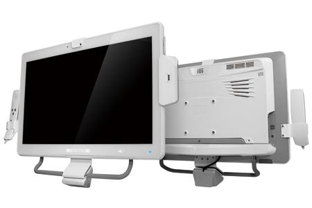22吋智能型薄機身醫療級平板電腦 / 威強電工業電腦股份有限公司