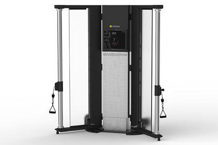 智慧型肌力訓練機 / 明躍國際健康科技股份有限公司