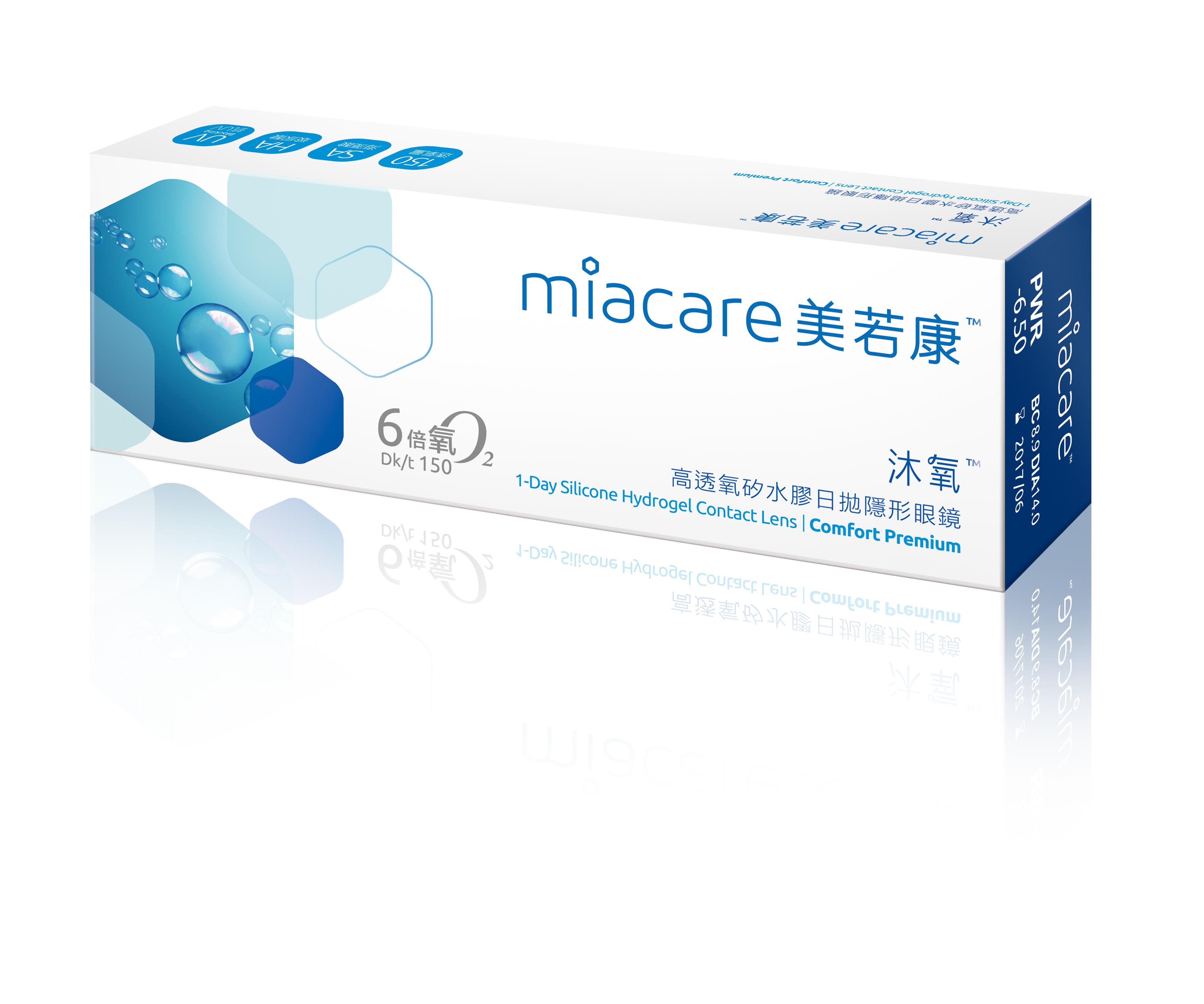 Miacare Comfort Premium / BenQ Materials Corp.