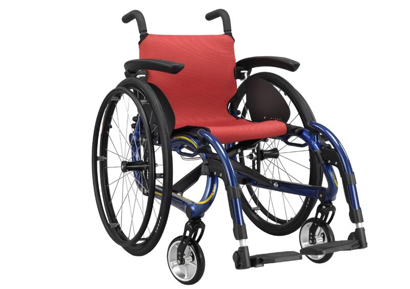 運動型輪椅 / 台灣維順工業股份有限公司
