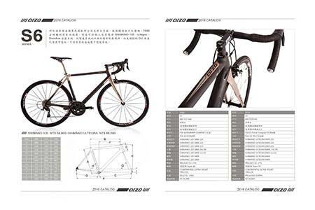 碳纖維公路自行車