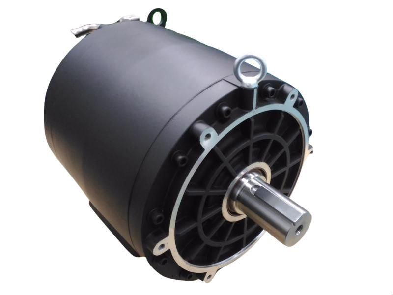 New Generation E-Bus Motor