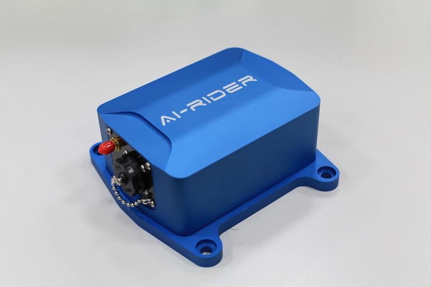 剛鈺股份有限公司(AI-RIDER)-UAV Flight Control System
