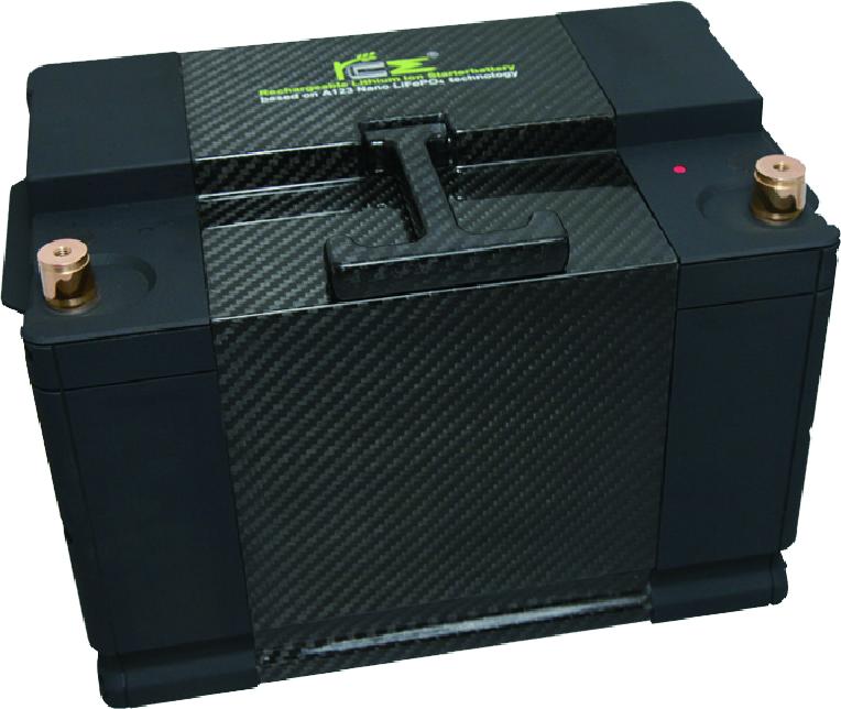 汽車超級鋰鐵電池