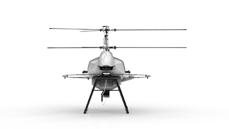 Agriculture Coaxial Helicopter / THUNDER TIGER Corp.