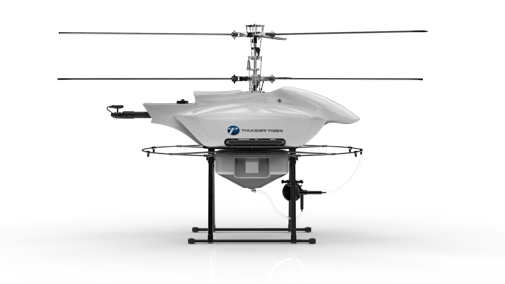 Agriculture Coaxial Helicopter