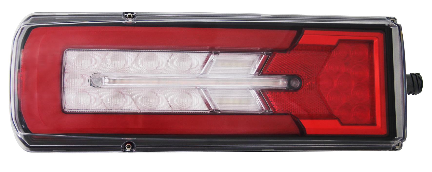 Lucidity 26075 LED Aurora Arrow Full Function Rear Lamp