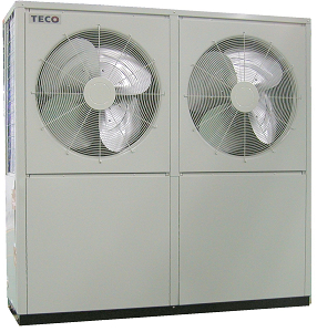 DC Inverter high efficiency air-cooled chillers / TECO ELECTRIC & MACHINERY CO., LTD.