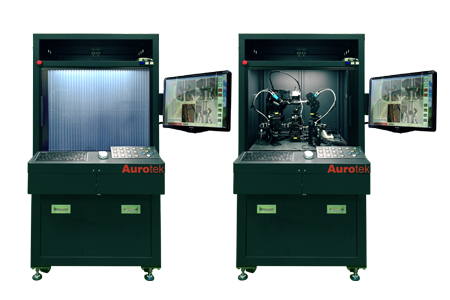 Automatic Alignment and Laser Welding / Aurotek Corporation
