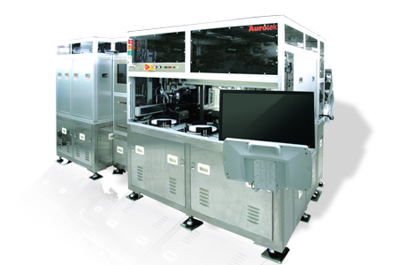 Wafer Sorter AOI / Aurotek Corporation