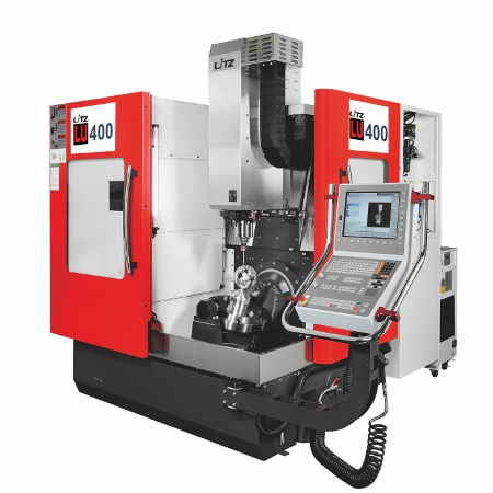 5 Axes Machining Center