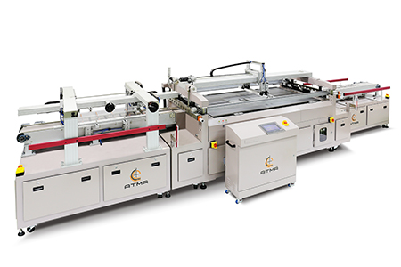 Automatic Glass Panel Screen Printer