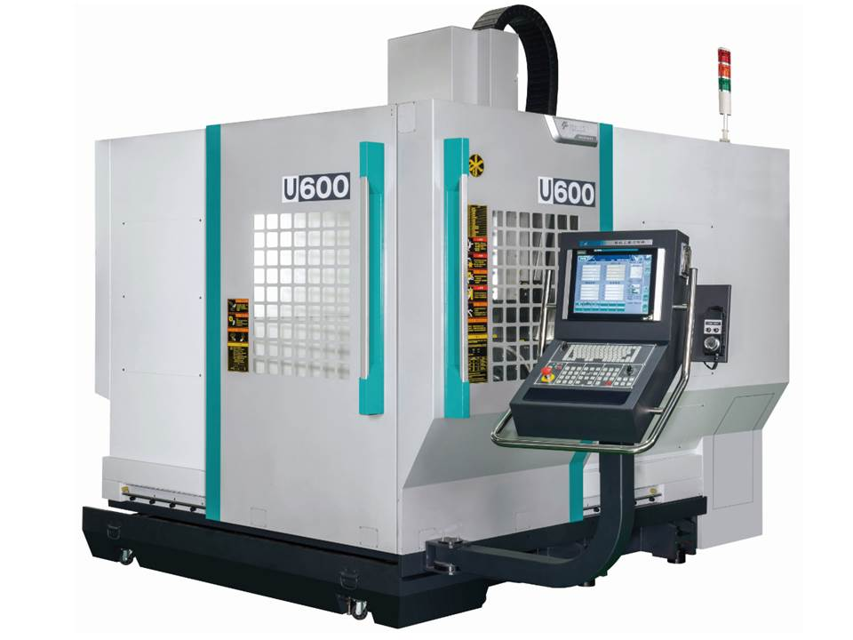 5-Axis Vertical Machining Center / Fair Friend Ent.Co., Ltd.