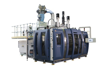 i blow intelligent full electric blow moulding machine