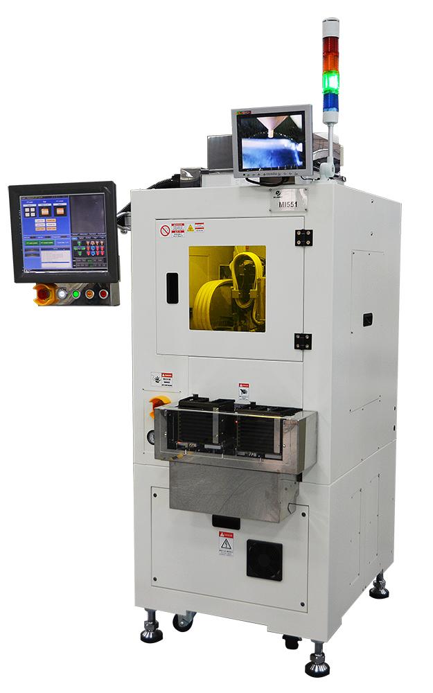 微型機電模組複合組立機-無人化自動組裝生產線