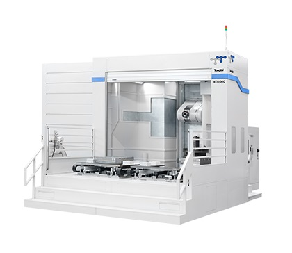 5-axis Horizontal Machining Center