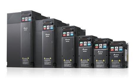 精巧向量控制變頻器 / 台達電子工業股份有限公司