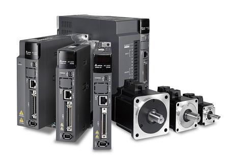 高性能伺服系統 / 台達電子工業股份有限公司