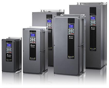 IP55風機水泵專用向量控制變頻器 / 台達電子工業股份有限公司