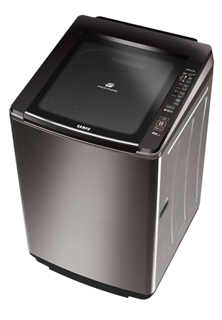 PICO PURE不鏽鋼洗衣機系列 / 聲寶股份有限公司