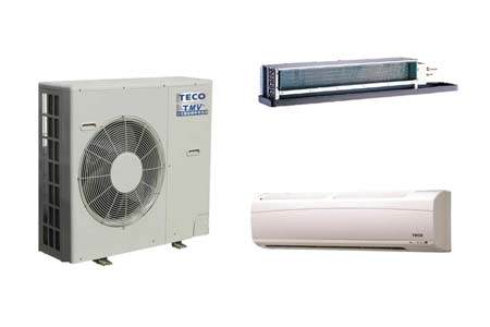 Cloud high-efficiency air conditioner / TECO ELECTRIC & MACHINERY CO., LTD.
