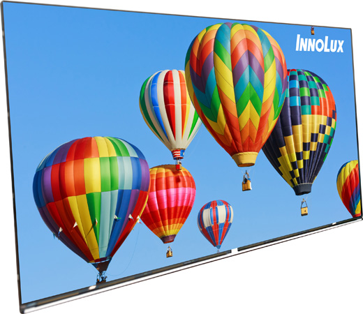 "21.5"" Switchable Privacy Display / Innolux Corporation"