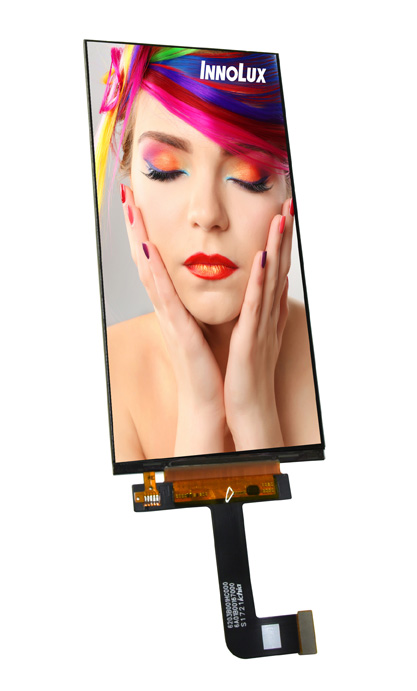 "6.0"" Luxurious Touch Display Module / Innolux Corporation"