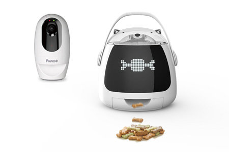 Wireless Interactive Pet Camera/ Pet feeder / Acer Incorporated