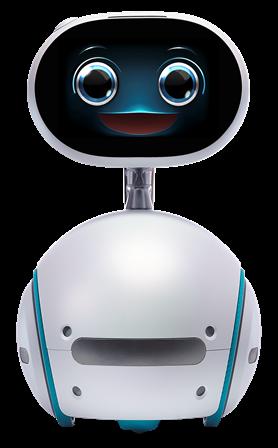 智慧機器人 小布 / 華碩電腦股份有限公司