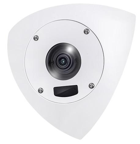 三百萬畫素防抓式角落安裝網路攝影機 / 晶睿通訊股份有限公司