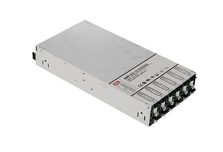 Intelligent Modular Power Supply / MEAN WELL ENTERPRISES CO., LTD.
