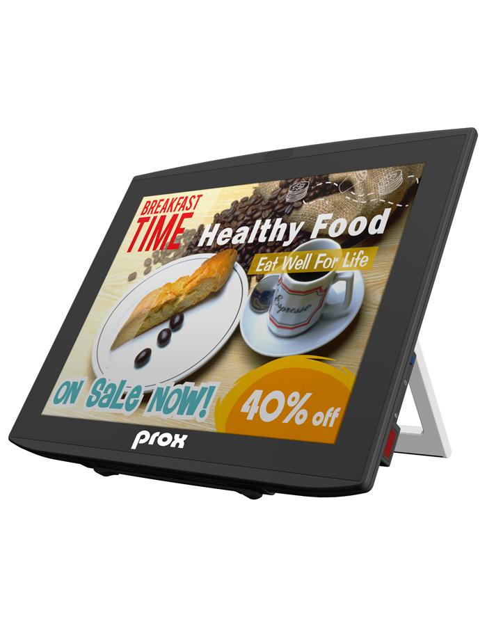 15 inch multifunctional Display