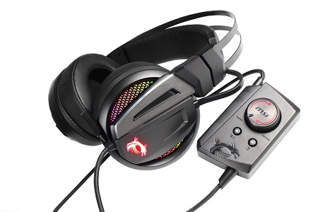 GAMING Headset / MICRO-STAR INTERNATIONAL CO.,LTD.