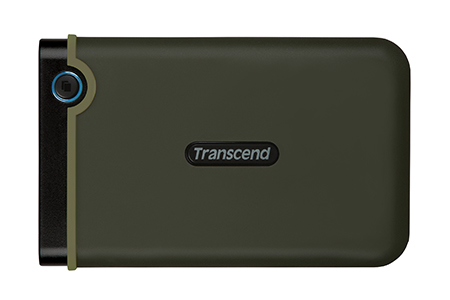 External Hard Drive / Transcend Information, Inc.