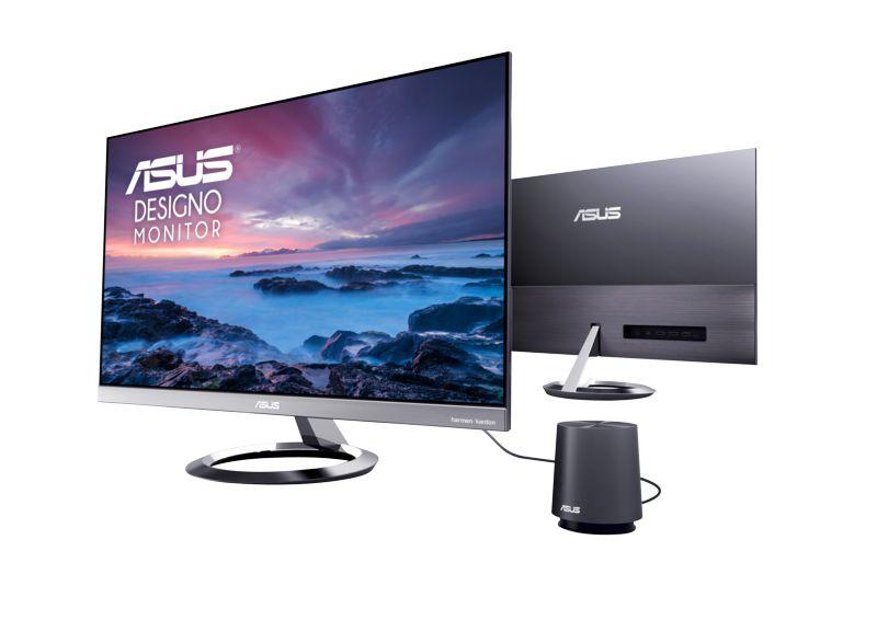 ASUS Designo 影音美型顯示器 / 華碩電腦股份有限公司