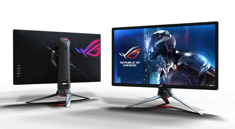 ROG Swift 4K HDR 電競顯示器 / 華碩電腦股份有限公司