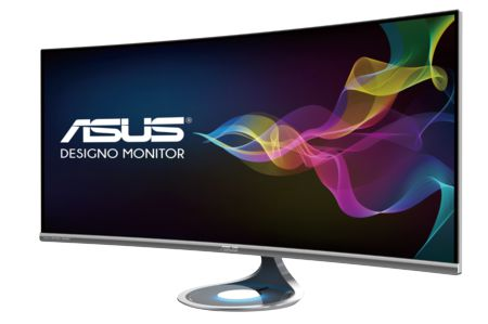 Designo Curve LCD Monitor / ASUSTeK Computer Inc.