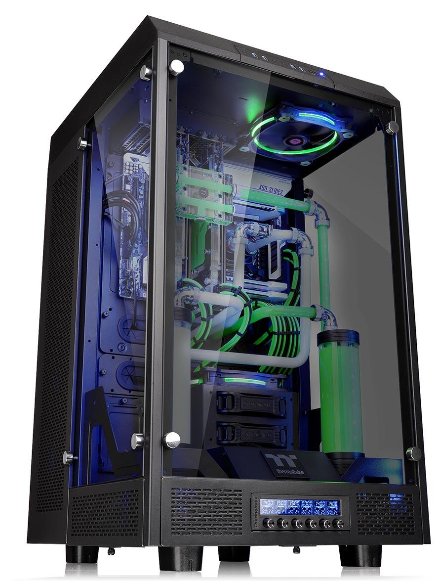 The Tower 900 E-ATX全景直立式機殼 / 曜越科技股份有限公司