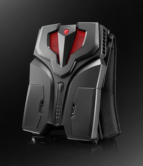 VR Gaming Backpack PC / MICRO-STAR INTERNATIONAL CO.,LTD.
