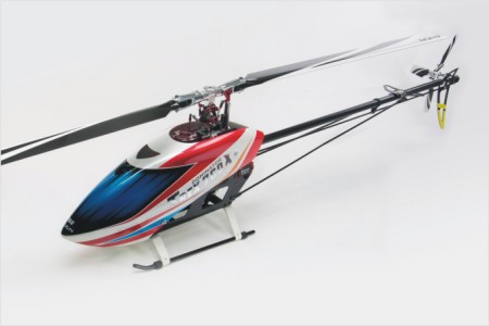 Remote Control Helicopter / ALIGN CORPORATION LTD.