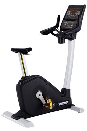 商用智能立式健身車