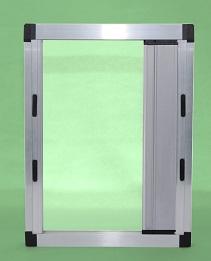 直覺易拆摺疊紗窗 / 清展科技股份有限公司