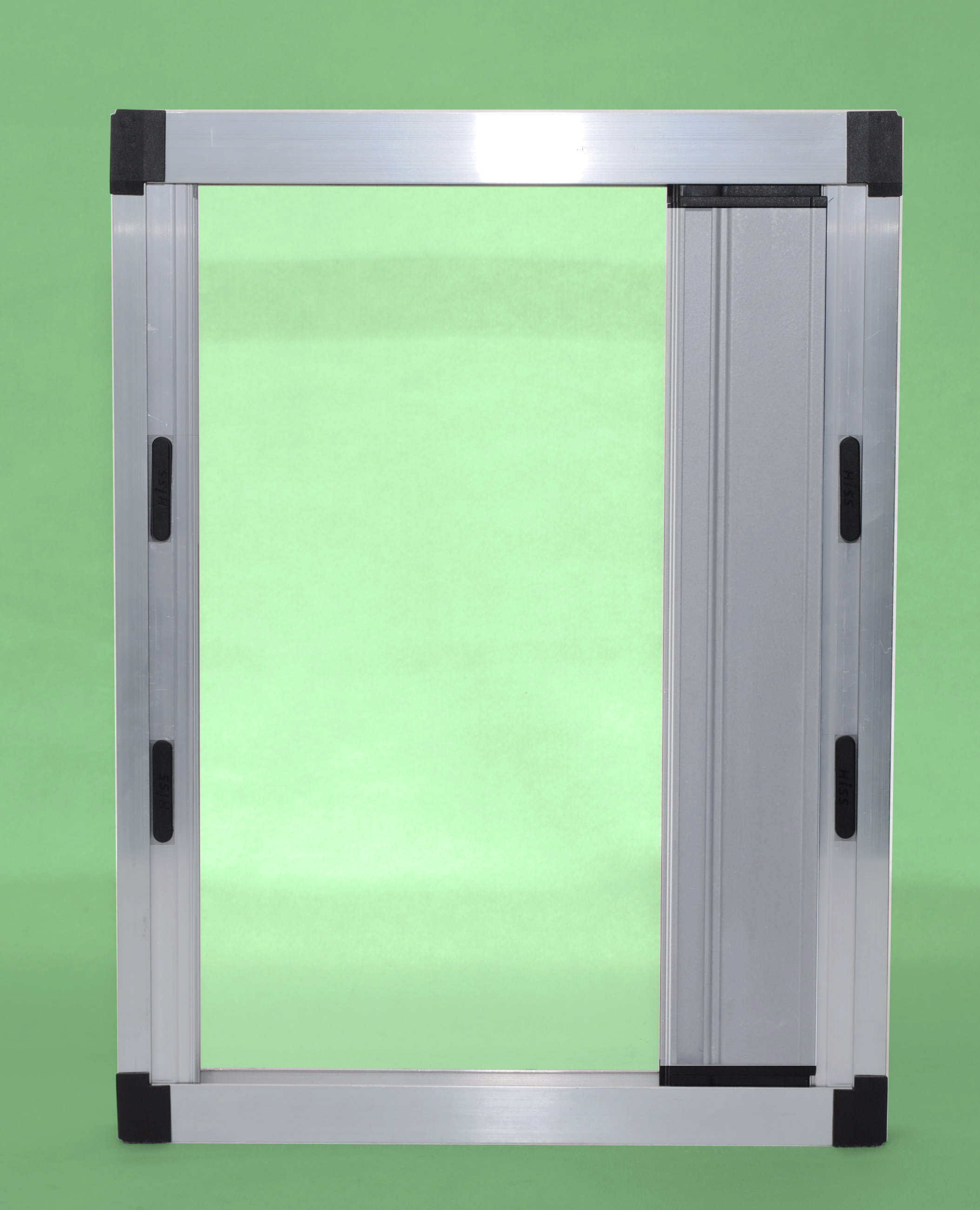 直覺易拆摺疊紗窗