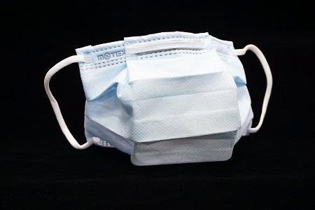 防霾專用氣密式鑽石型防護口罩-華新醫材股份有限公司