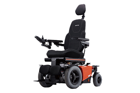 EVO Lectus Power Wheelchair / KARMA MEDICAL PRODUCTS CO., LTD.