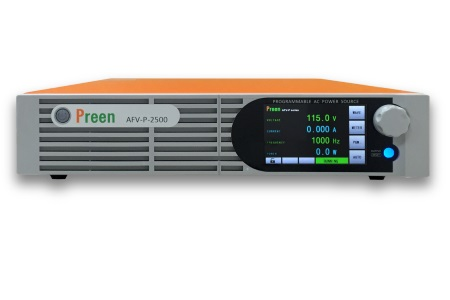 Programmable AC Power Supply-AC Power Corp.